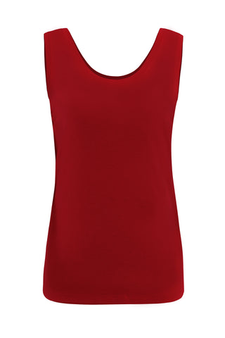 Dolcezza | Red Basic Tank - NEW ARRIVAL
