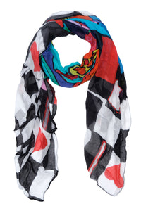 Happiness Scarf - NEW ARRIVAL