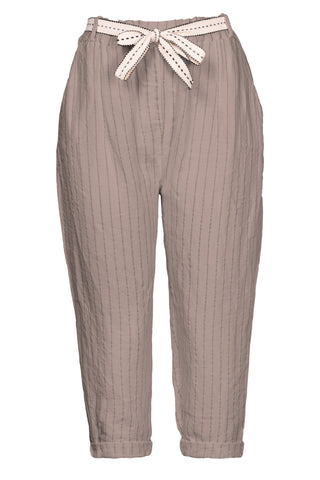 Striped Linen Pant - NEW ARRIVAL
