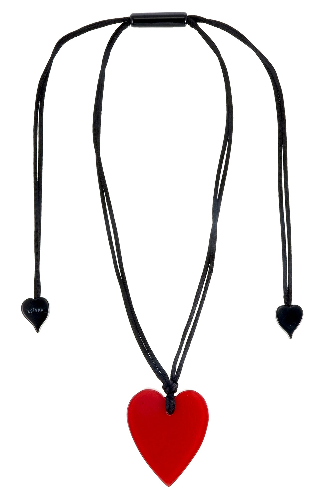 Zsiska | Handmade Small Heart Necklace - NEW ARRIVAL