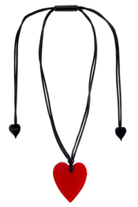 Handmade Small Heart Necklace - NEW ARRIVAL