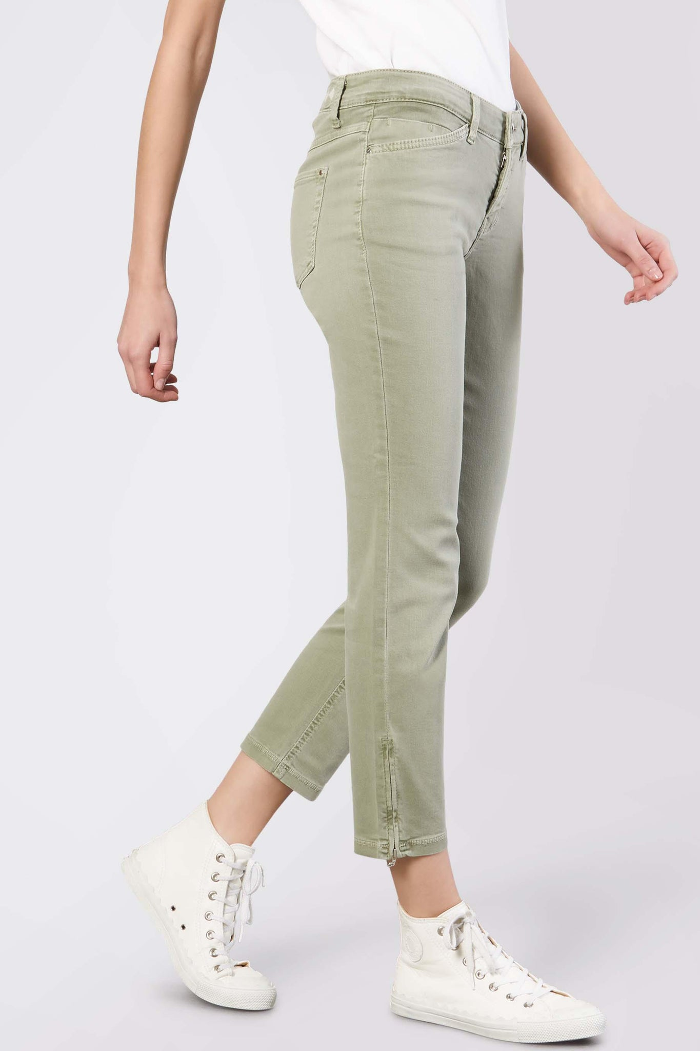 Dream Chic Jeans - Dried Rosemary - NEW ARRIVAL