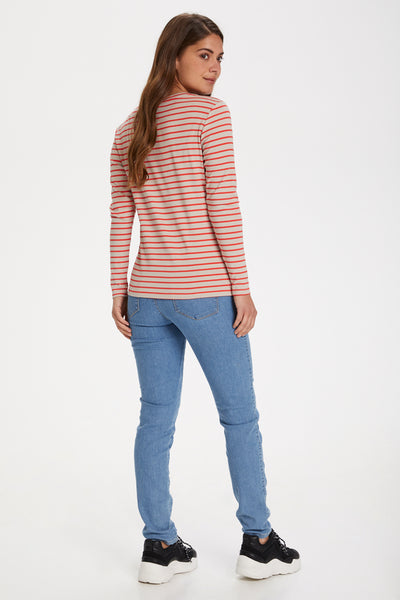 Kaffe | Liddy Long Sleeve Top - NEW ARRIVAL