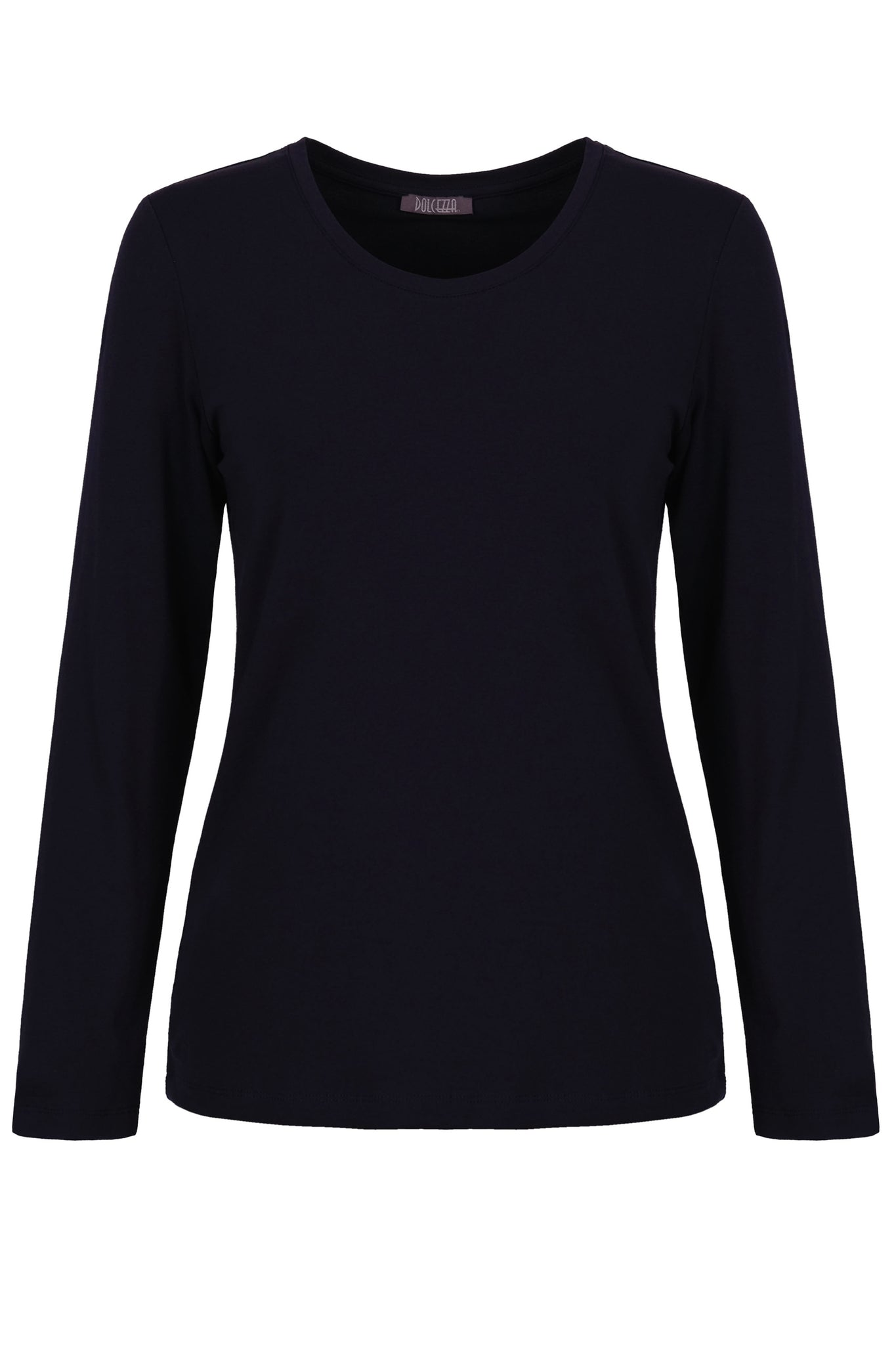 Dolcezza | Basic Long Sleeve Top