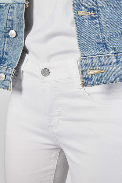 Mac Jeans | Dream Straight - White - NEW ARRIVAL
