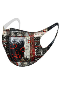 Dolcezza | Rising Up Designer Mask - NEW ARRIVAL