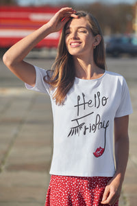 Hello Friday Top - NEW ARRIVAL