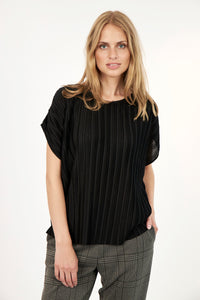 Pleated Top (2 colours available) - NEW ARRIVAL