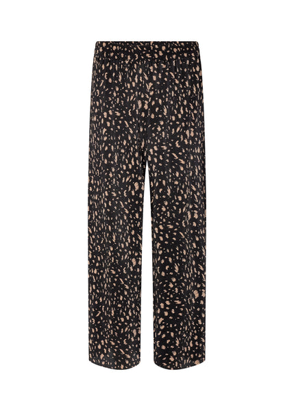 Pleated Print Pant - NEW ARRIVAL