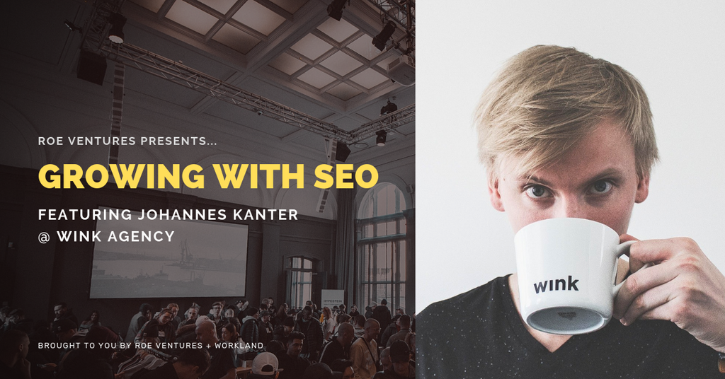 Growing with SEO Workshop