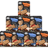 Fruit & Protein Soft Oat Bar, Variety Pack (Pack of 8)