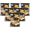 Peanut Butter Puffs, Peanut Butter & Banana (Pack of 6)