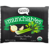Tot Munchables Rice Snacks, Garden Medley (Pack of 6)