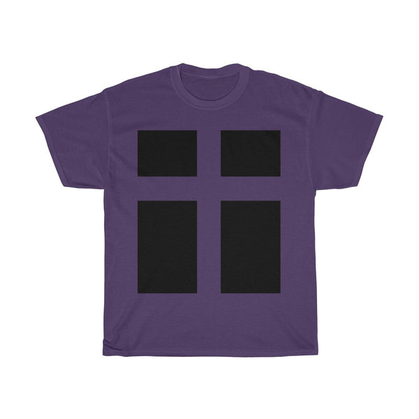 Boxed Cross t-shirts Unisex Heavy Cotton Tee Premium T-Shirt