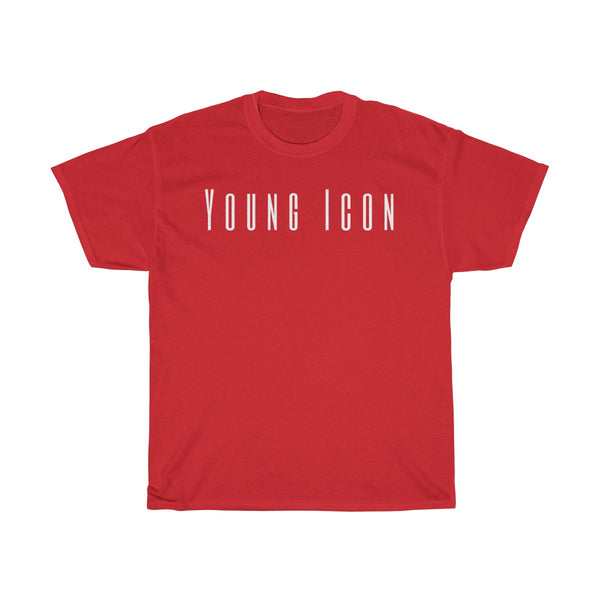 Young Icon - white text - T-Shirts Premium Unisex T-Shirt