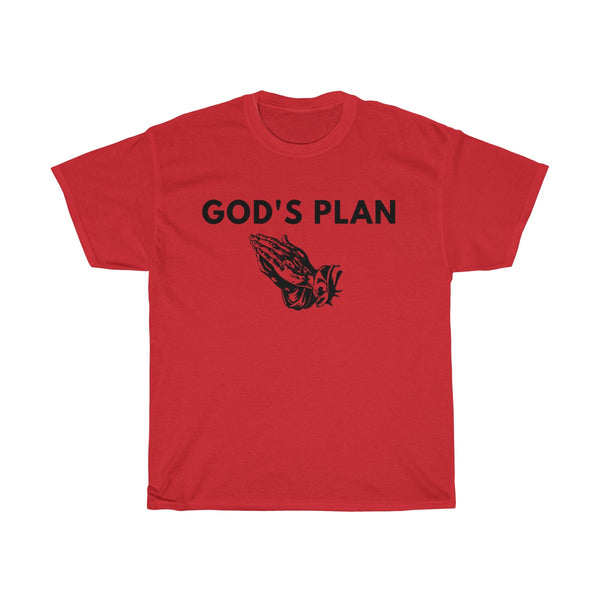 GOD'S Plan T-Shirts