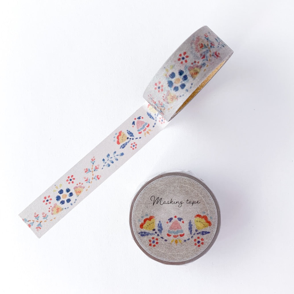 Sticky Kit × Waka Washi Tape