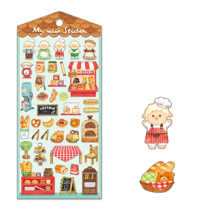Freshly Baked Bakery - My Mini Stickers