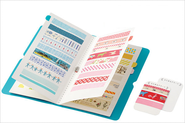 Washi Tape Storage Folder