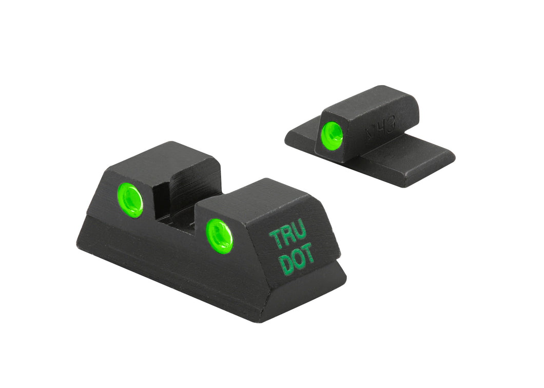 Meprolight Fixed Tru-Dot Night Sights for Kahr PRE NOV 2004 - SharpShooter Optics