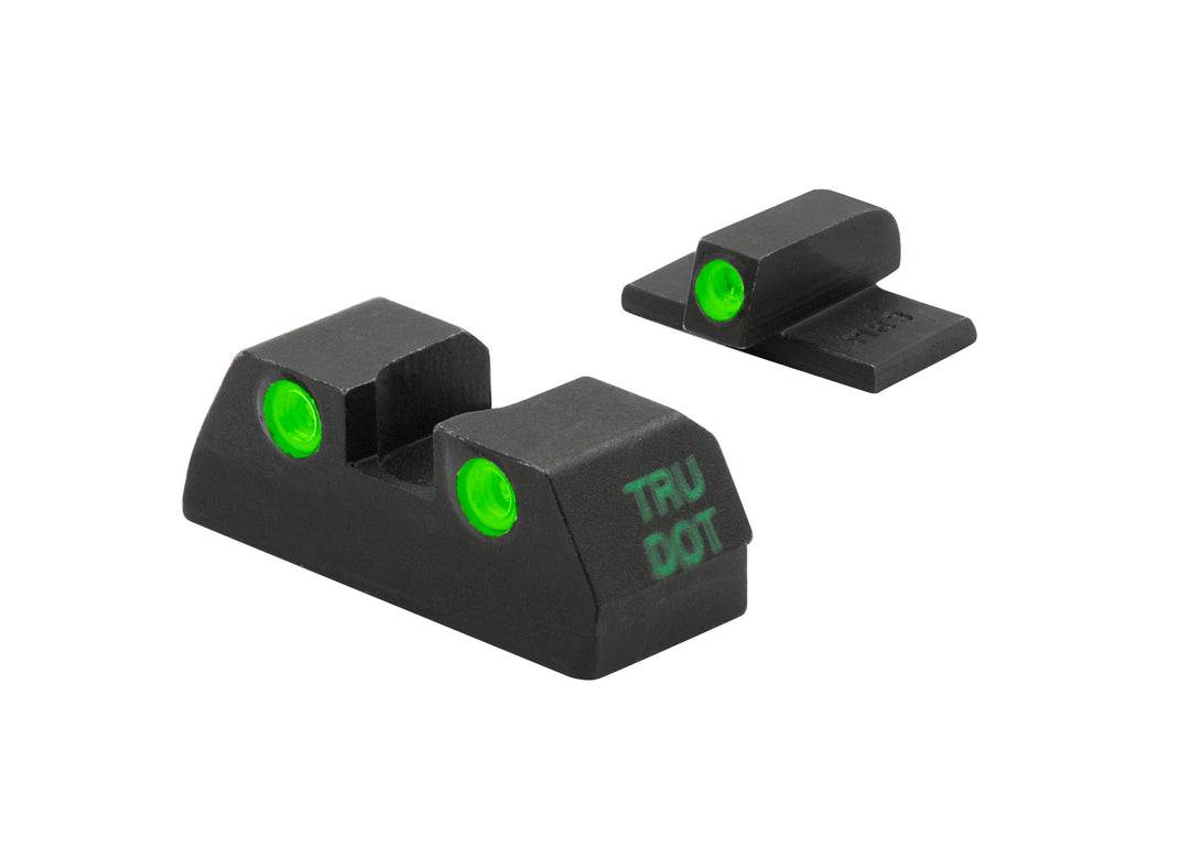 Meprolight Fixed Tru-Dot Night Sights for Kahr K, P, MK, PM 9/40/45 - SharpShooter Optics