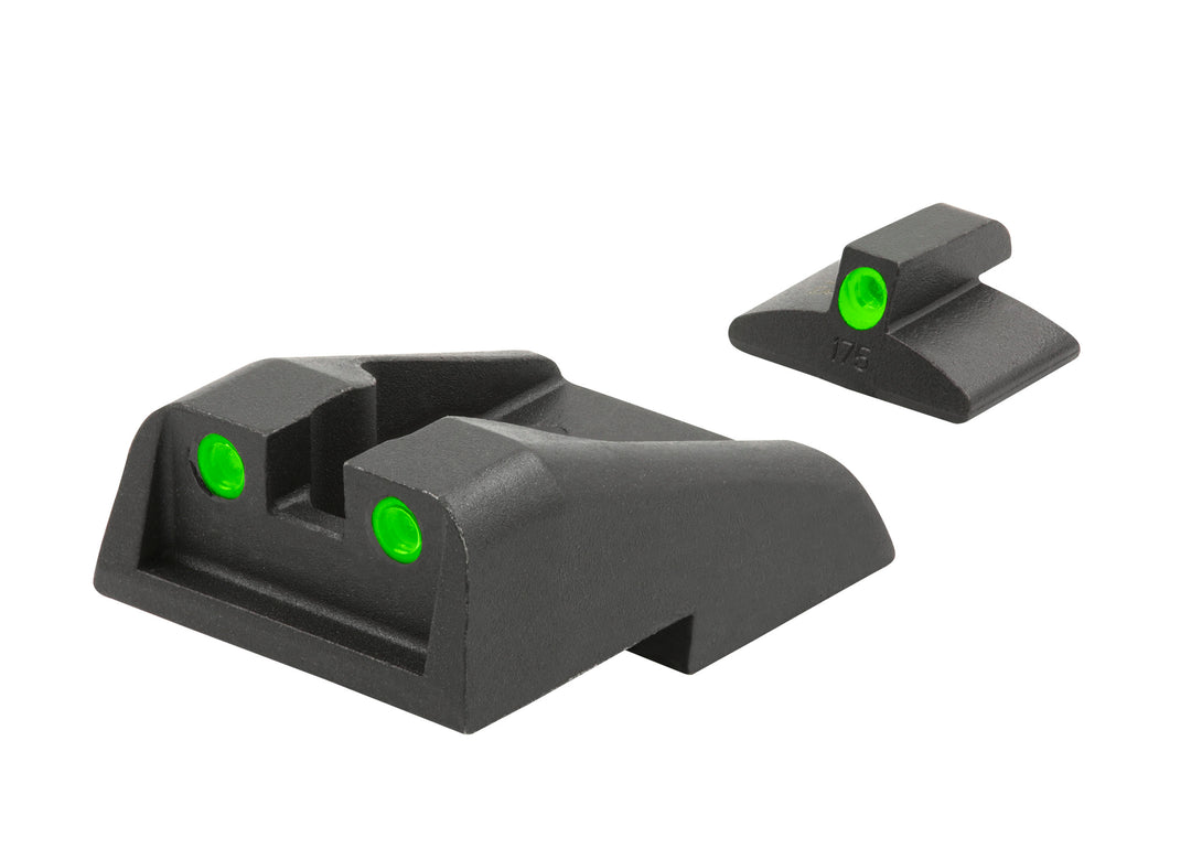Meprolight Fixed Tru-Dot Night Sights for IWI Jericho 941/BABY EAGLE (POST-2007) models - SharpShooter Optics