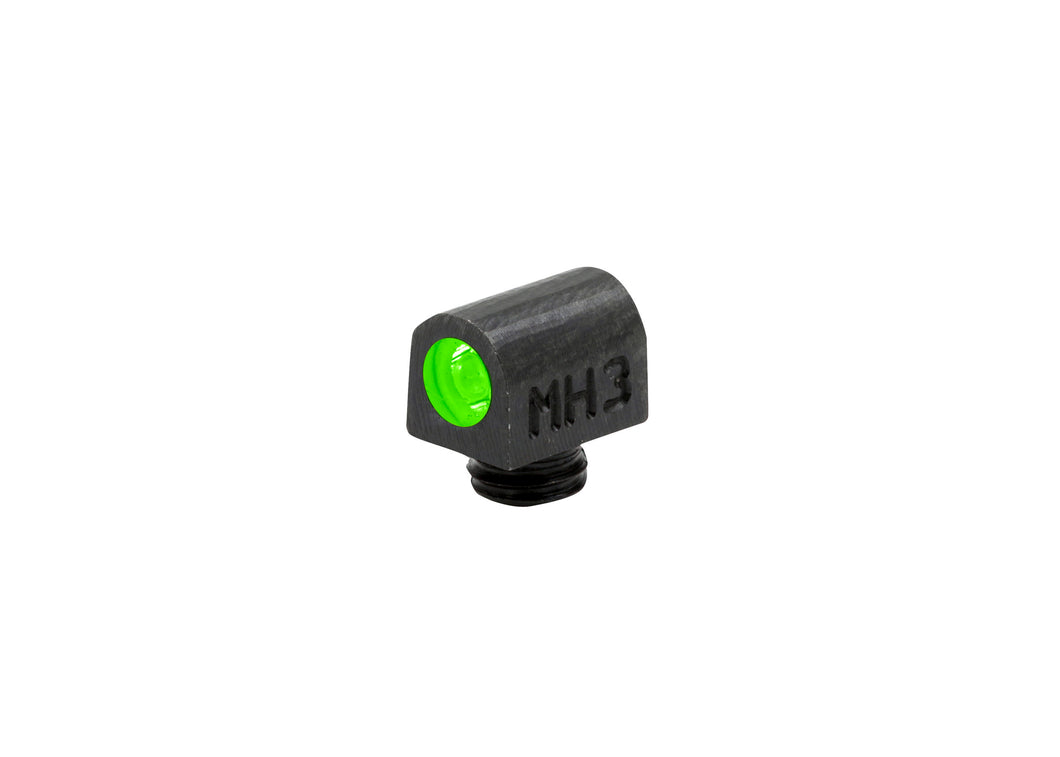 Meprolight Fixed Tru-Dot Night Sights for Remington 870, 1100, 11-87 (6-48 Thread) Bead - SharpShooter Optics