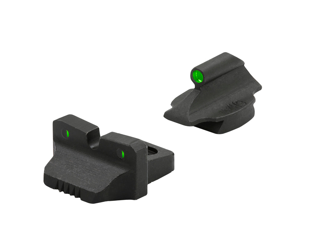 Meprolight Fixed Tru-Dot Night Sights for Remington 870, 1100, 11-87 (PRE 2010) models - SharpShooter Optics