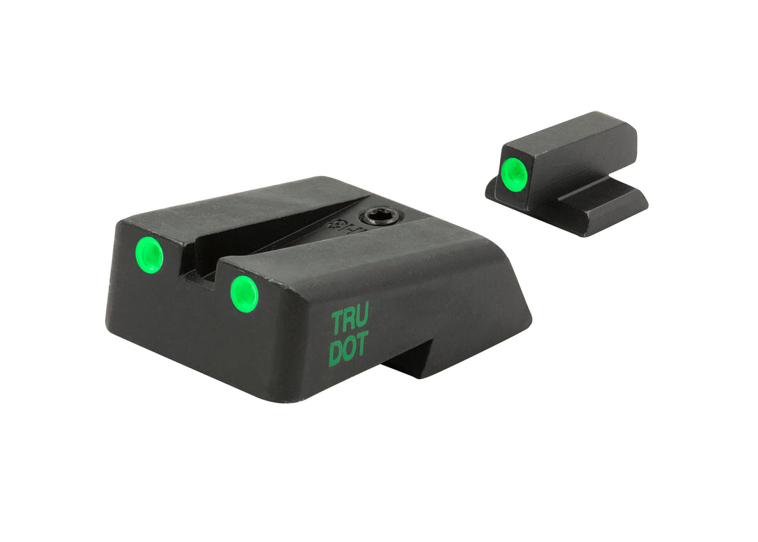 Meprolight Fixed Tru-Dot Night Sights for Armscor Rock Island Tac 1911 .45ACP - SharpShooter Optics