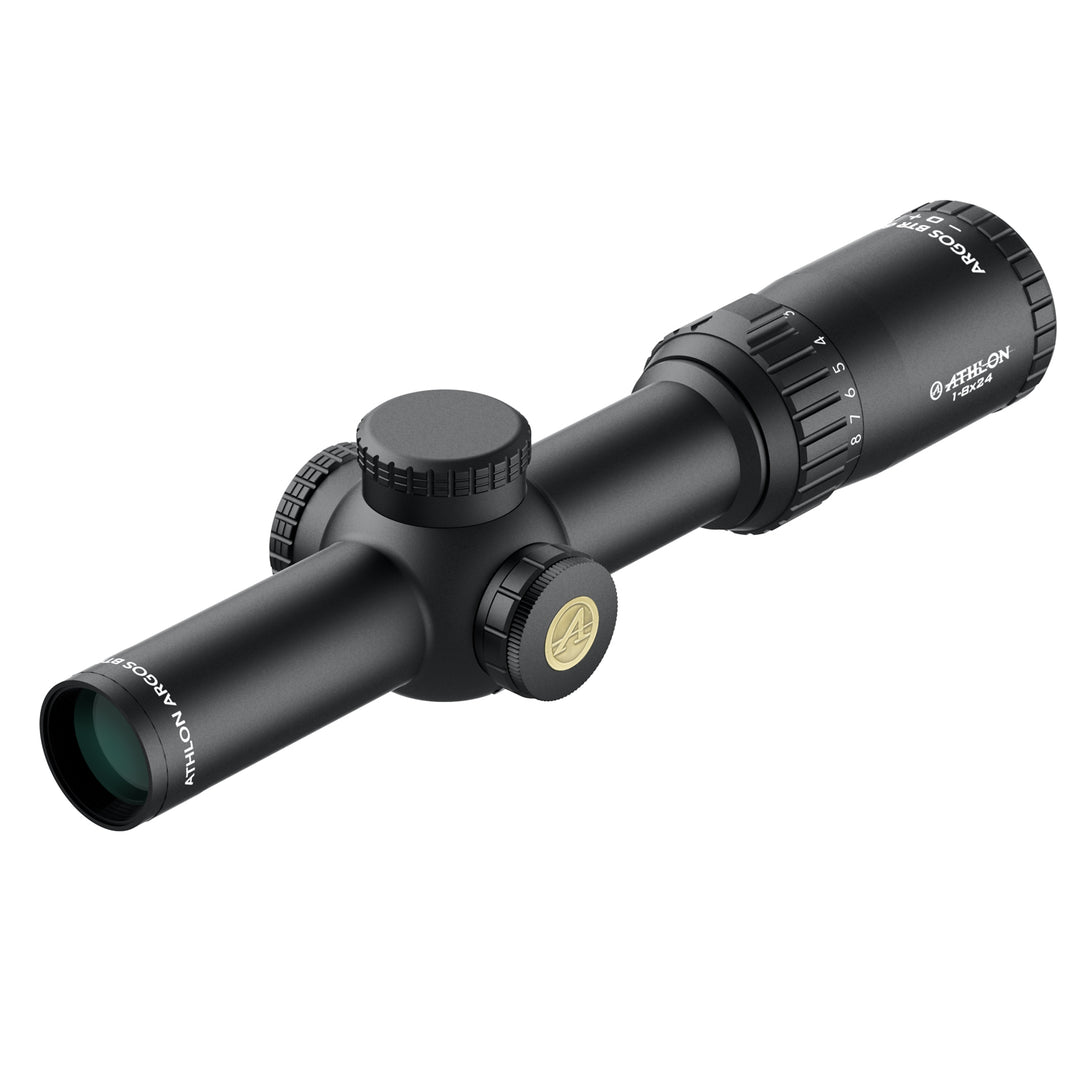 Athlon Optics Argos BTR Gen2 1-8x24 Riflescope - Sharp Shooter Optics