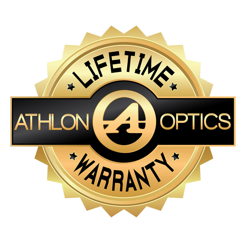 Athlon Optics Midas G2 10x25 UHD Binoculars - Sharp Shooter Optics