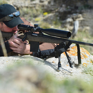 Lucid Optics 6-24x50 Sniper Scope with L5 Reticle - SharpShooter Optics