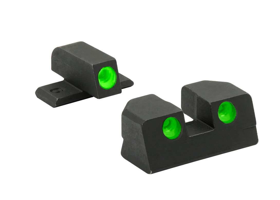 Meprolight Tru-Dot Night Sights for Sig Sauer P-Series .40/.45 - SharpShooter Optics