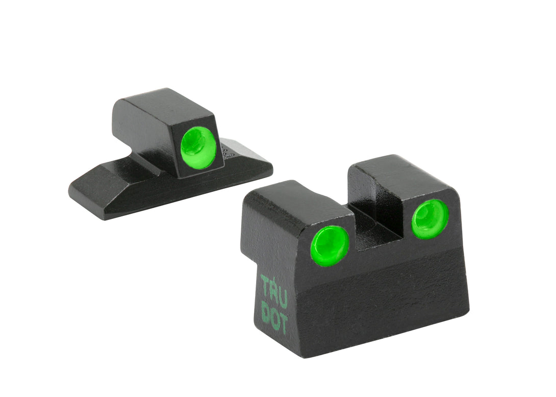 Meprolight Fixed Tru-Dot Night Sights for Bersa Thunder / Thunder Plus - Sharp Shooter Optics