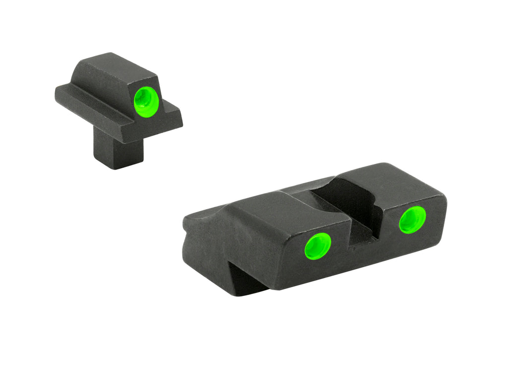 Meprolight Fixed Tru-Dot Night Sights for Colt 1911 Government and Commander - SharpShooter Optics