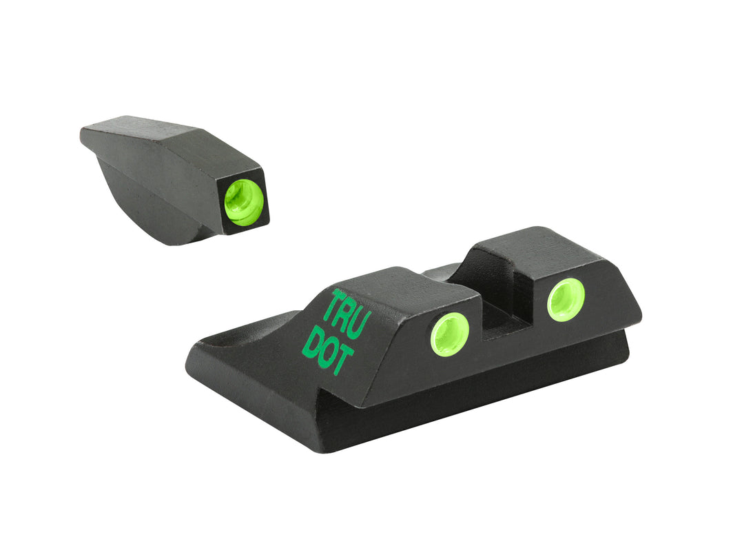 Meprolight Fixed Tru-Dot Night Sights for Ruger P94, P97 - SharpShooter Optics
