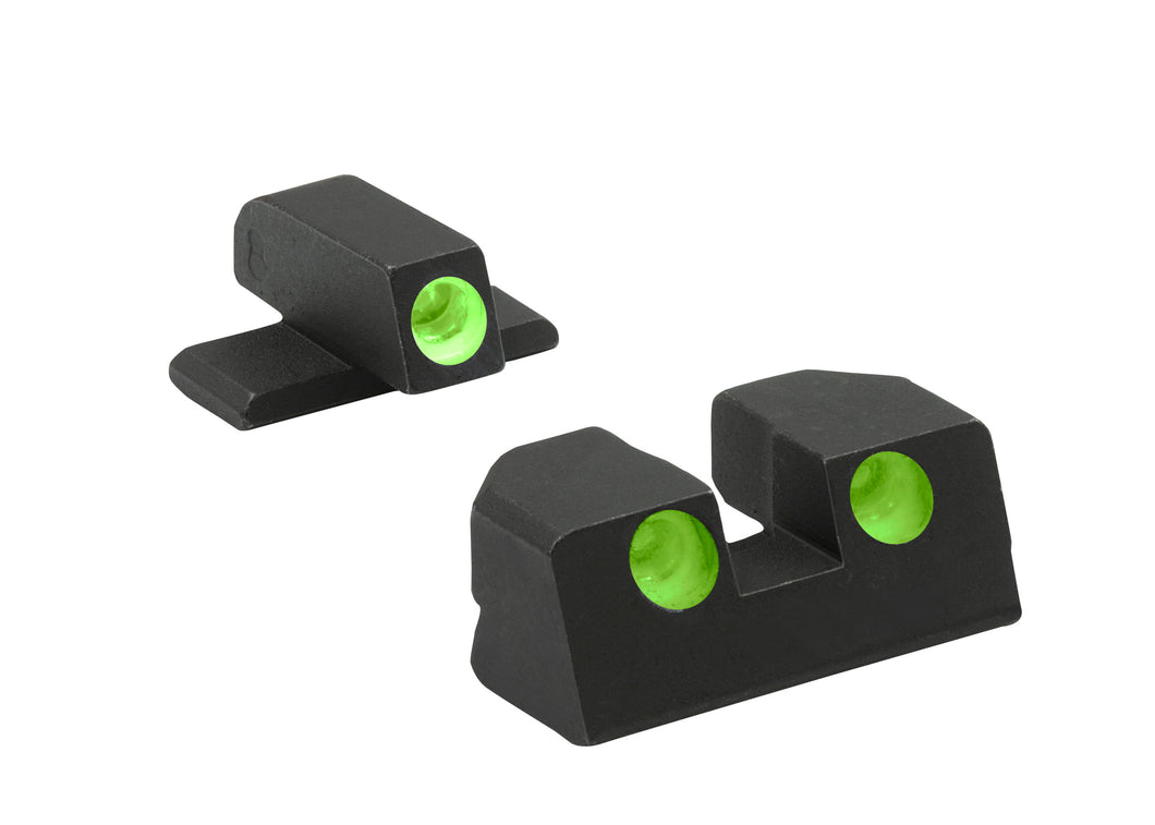 Meprolight Fixed Tru-Dot Night Sights for Springfield Models XD 9mm/ .40