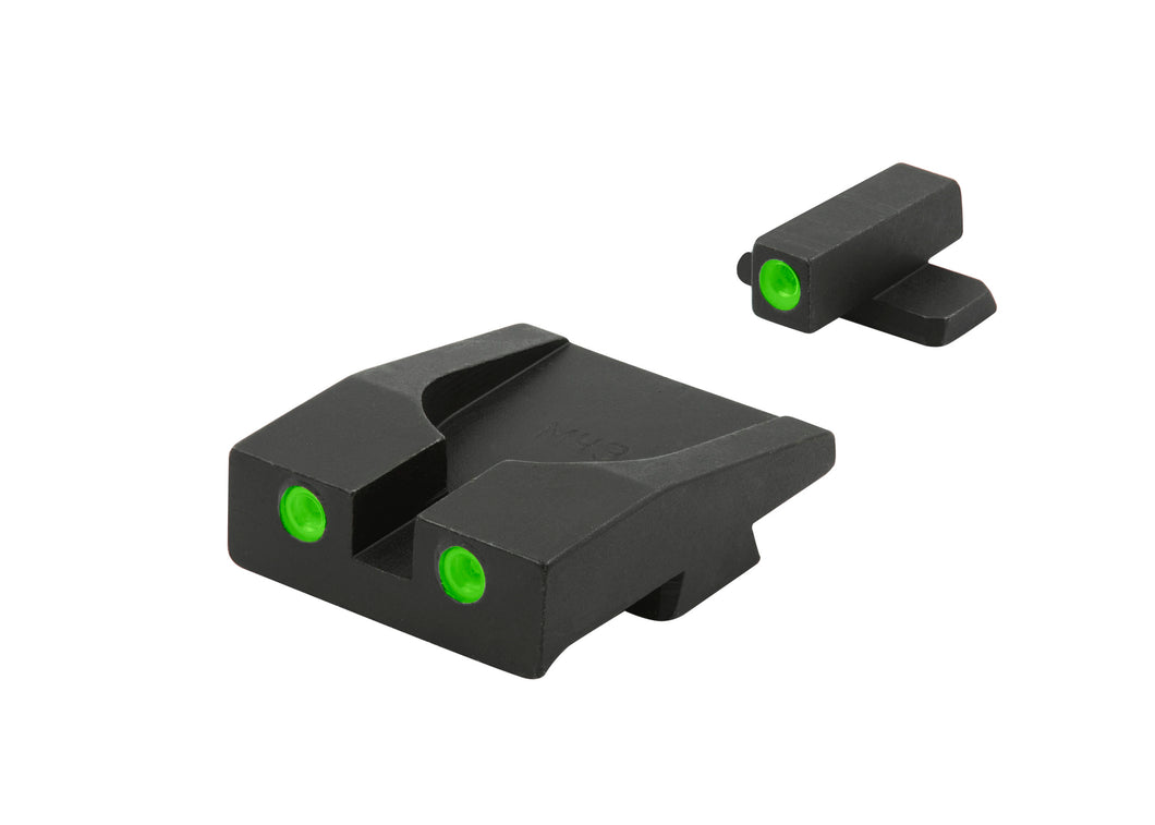 Meprolight Fixed Tru-Dot Night Sights for Springfield XDM & XDS - SharpShooter Optics