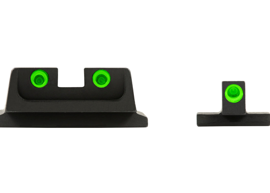 Meprolight Fixed Tru-Dot Night Sights for S&W M&P Full size/Compact - SharpShooter Optics