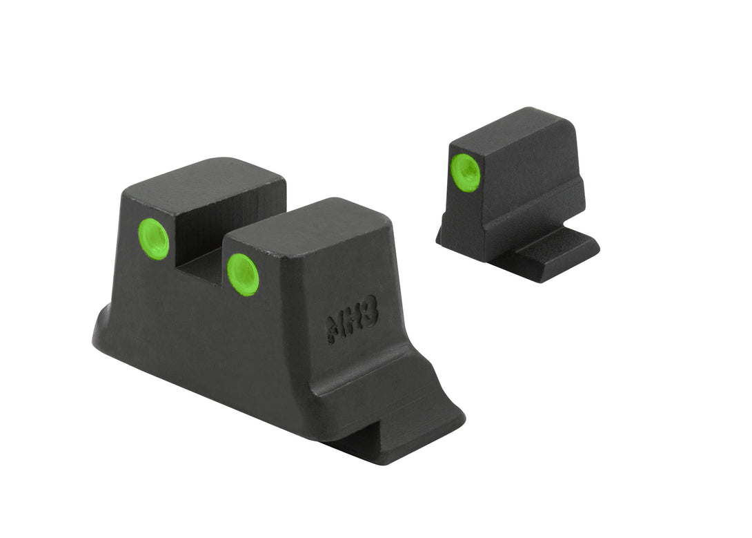 Meprolight Fixed Tru-Dot Night Sights for S&W C.O.R.E - SharpShooter Optics