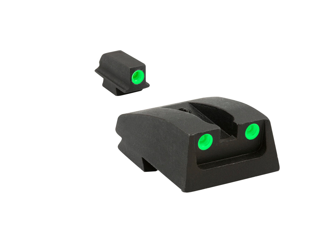 Meprolight Fixed Tru-Dot Night Sights for Para LDA (Post 2007) - SharpShooter Optics