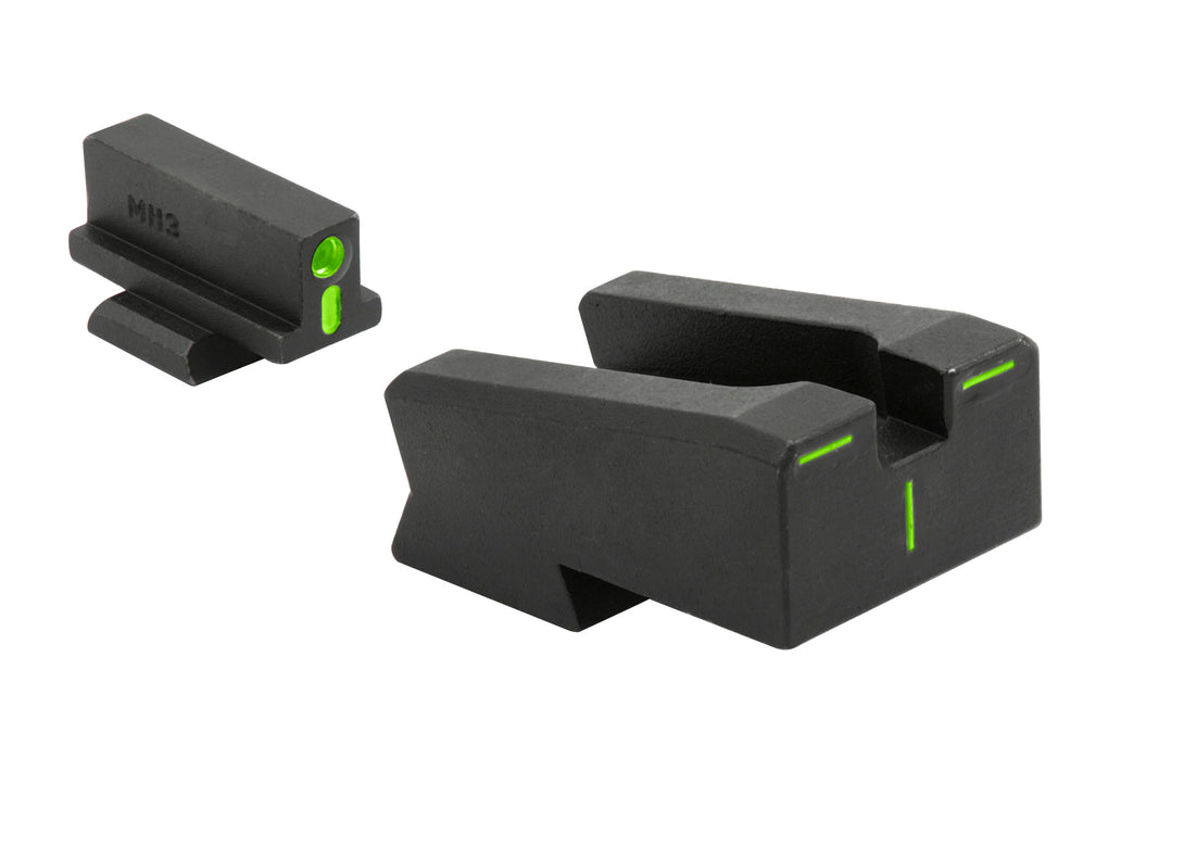 Mepro R4E Optimized Duty Sights 1911 Novak Style Wide - Sharp Shooter Optics