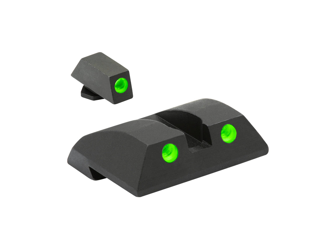 Meprolight Fixed Tru-Dot Night Sights for S&W Sigma, SDVE Series - SharpShooter Optics