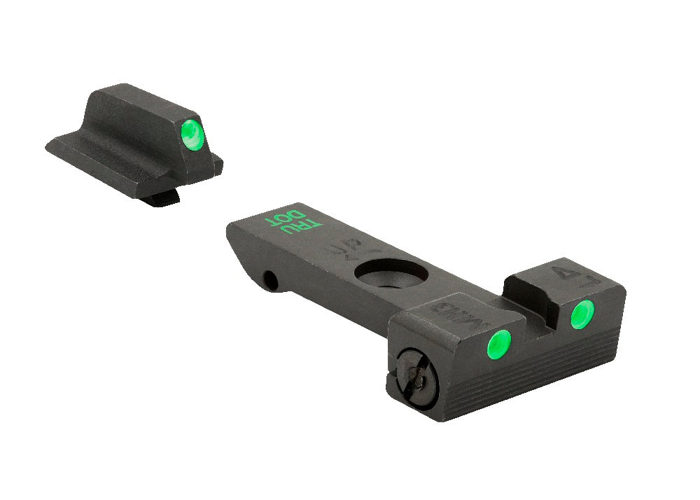 Meprolight Adjustable Tru-Dot Night Sights for Ruger GP100, Super Redhawk - SharpShooter Optics