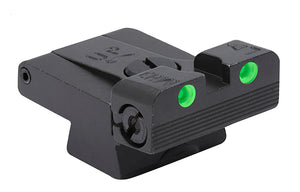Meprolight Adjustable Tru-Dot Night Sights for H&K USP Full Size - SharpShooter Optics