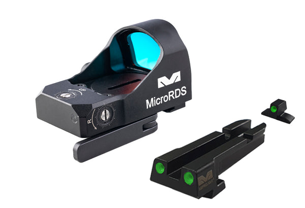 Mepro Micro RDS Reflex Sight - SharpShooter Optics