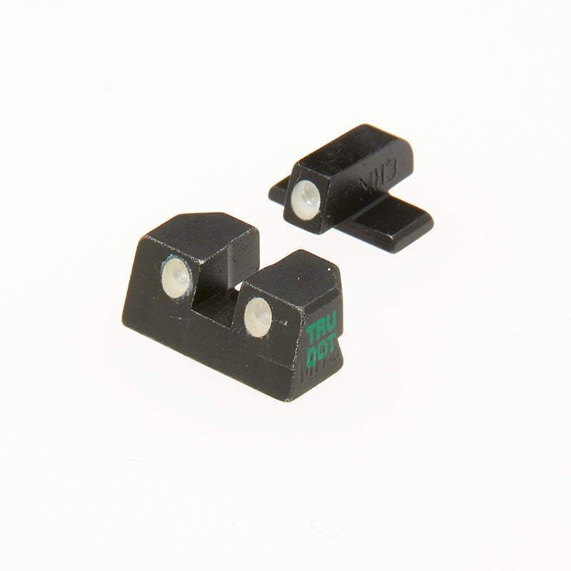 Meprolight Tru-Dot Night Sight for Sig Sauer P-Series, 9mm/0.357 - SharpShooter Optics