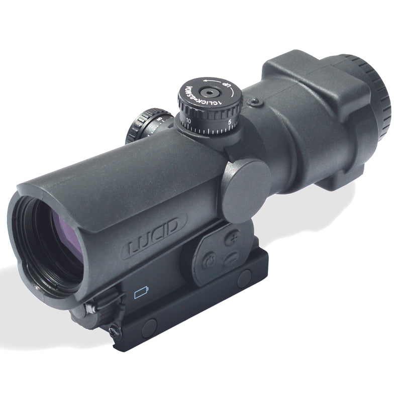 Lucid Optics P7 4x Combat Optics - SharpShooter Optics