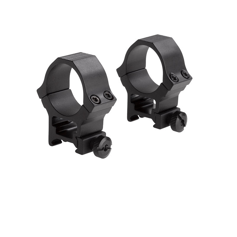 Sun Optics 30mm Sport Ring High Black Matte - SharpShooter Optics