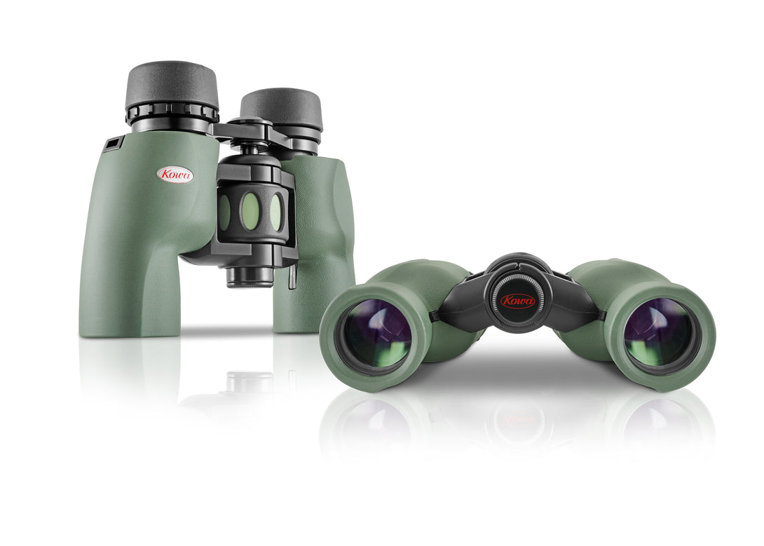 Kowa 6x30 YF II Series Porro Prism Binoculars - SharpShooter Optics